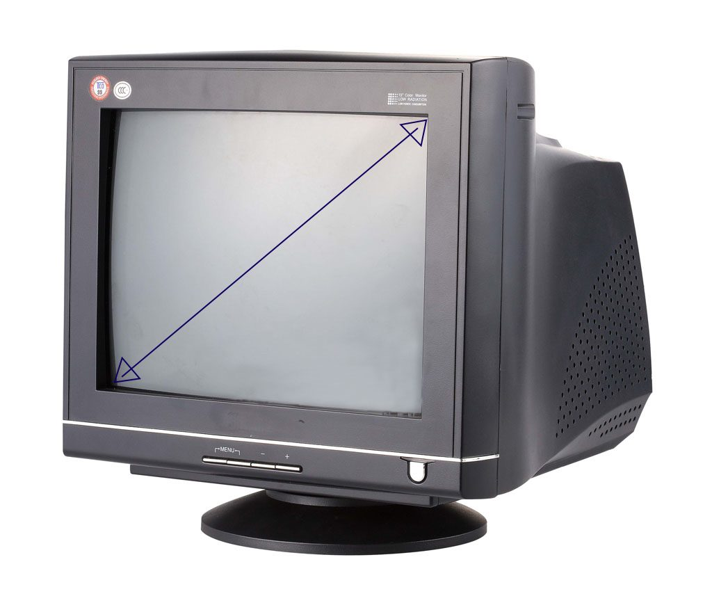 recycle your crt monitors televisions